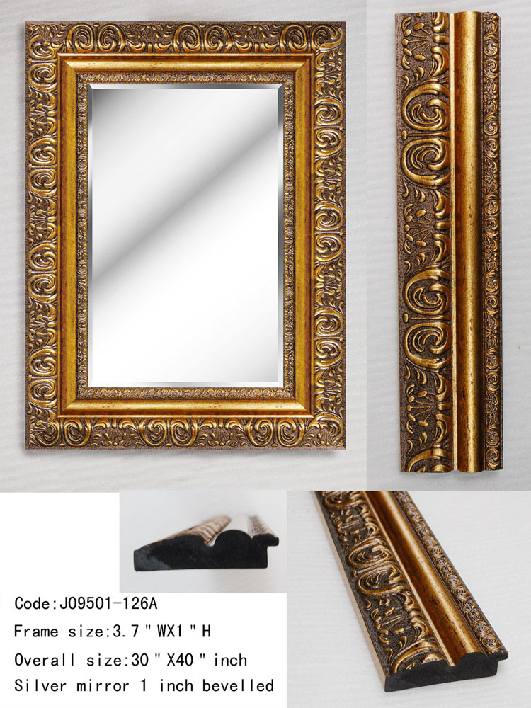 Unique Fancy Wall Mirrors