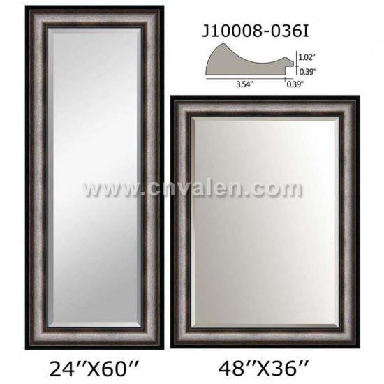 Espejos De Pared Enmarcados De Plástico De Gran Tamaño ...